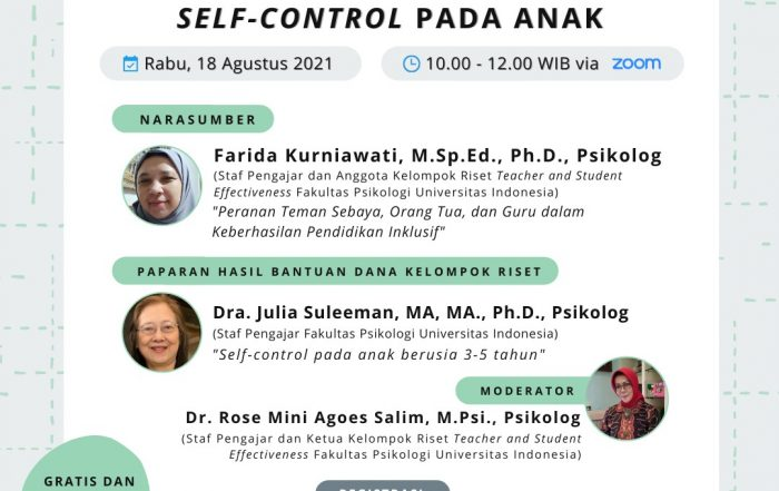 Research Day Series Agustus 2021
