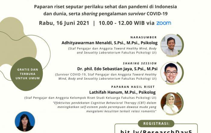 Research Day Series Juni 2021